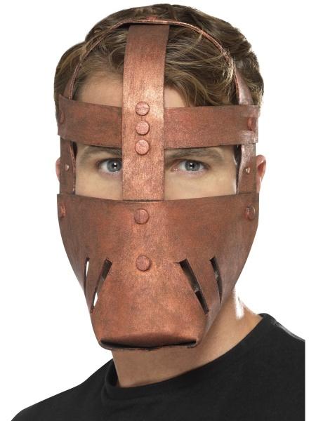 ca5b11859814 Bronzová maska Říman - Ptákoviny