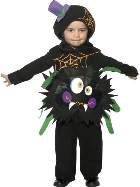 Dětský kostým Crazy pavouček - Ptákoviny 2c4c67977d2