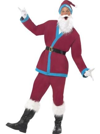 7ea1eba3e Vínový Santa. Úvod > Karnevalové kostýmy > Vánoční ...