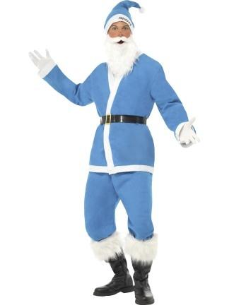 404d6d00a Modrý Santa. Úvod > Karnevalové kostýmy > Vánoční ...