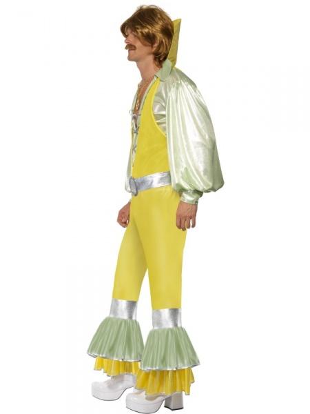 c1ecb178cb92 ... Kostým Retro man 70. léta. V tomto úžasném kostýmu budete na každé retro  nebo disko párty zářit!