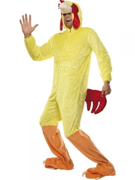 Kostým kuřete se nejvíce hodí na velikonoční akce ff06b9c9ca