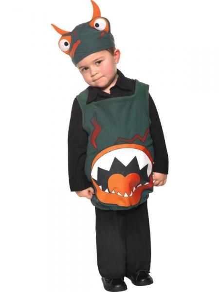 Dětský kostým Příšerka - Ptákoviny 2dfc077f6cd