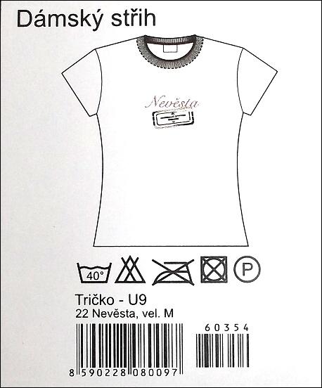 Tričko s vtipným potiskem