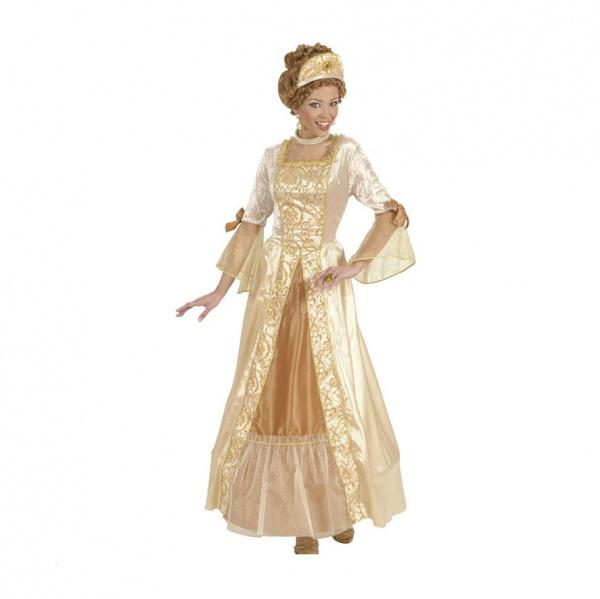 Kostým Zlatá princezna - Ptákoviny 49f99b0094