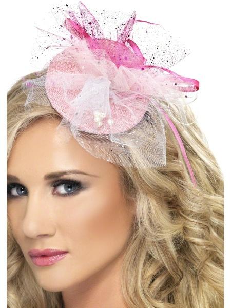 Ozdoba do vlasů - růžová - Ptákoviny 827d7088f2