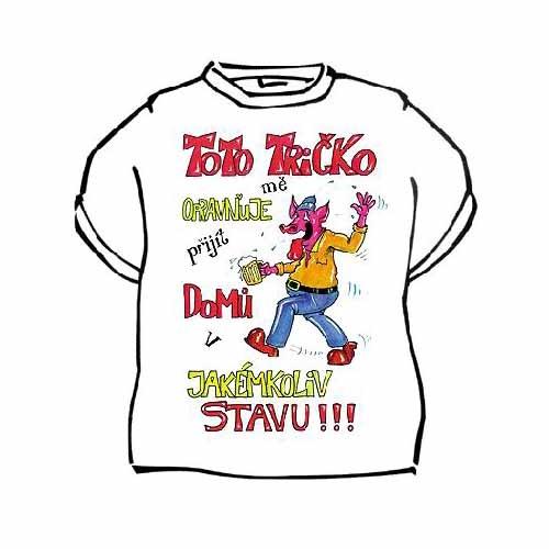 Pánská trička s potiskem - Ptákoviny f45e84a163